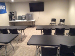 HVAC Training Room Two -